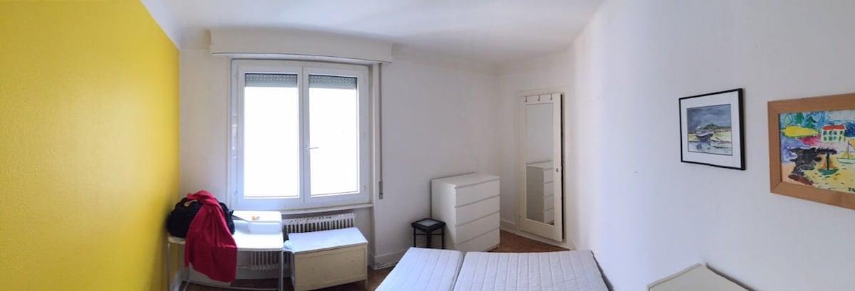 Belle chambre au coeur de ville