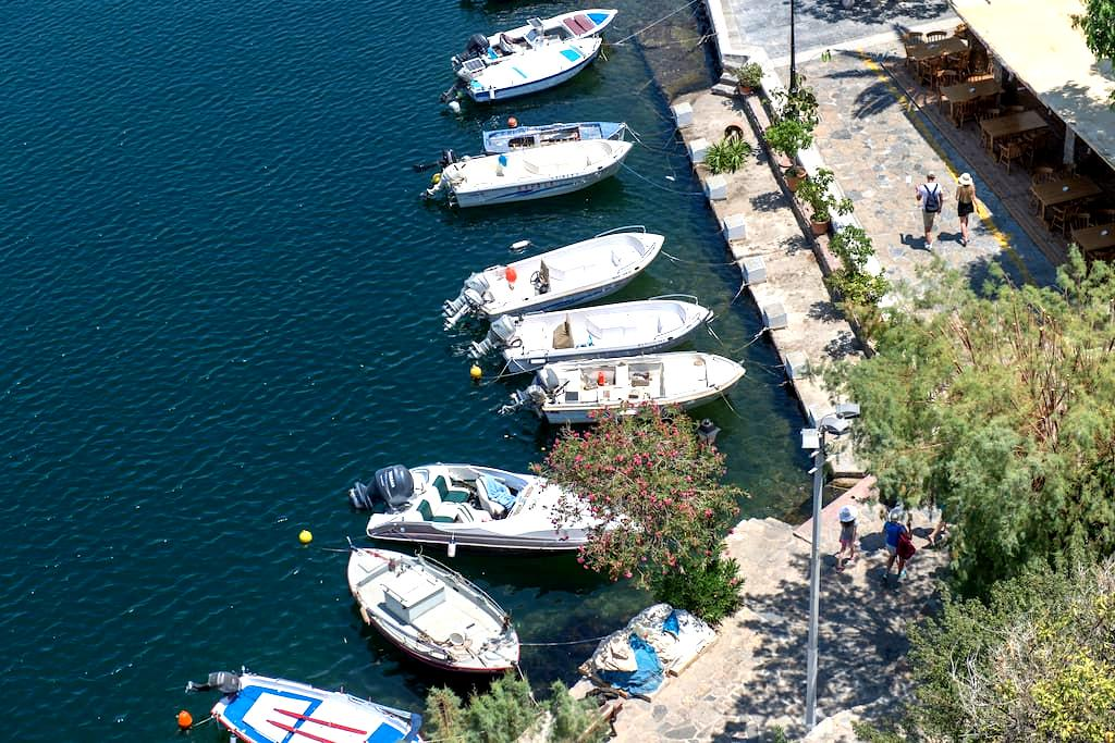 Lake view studio (No 1) - Agios Nikolaos - Apartament