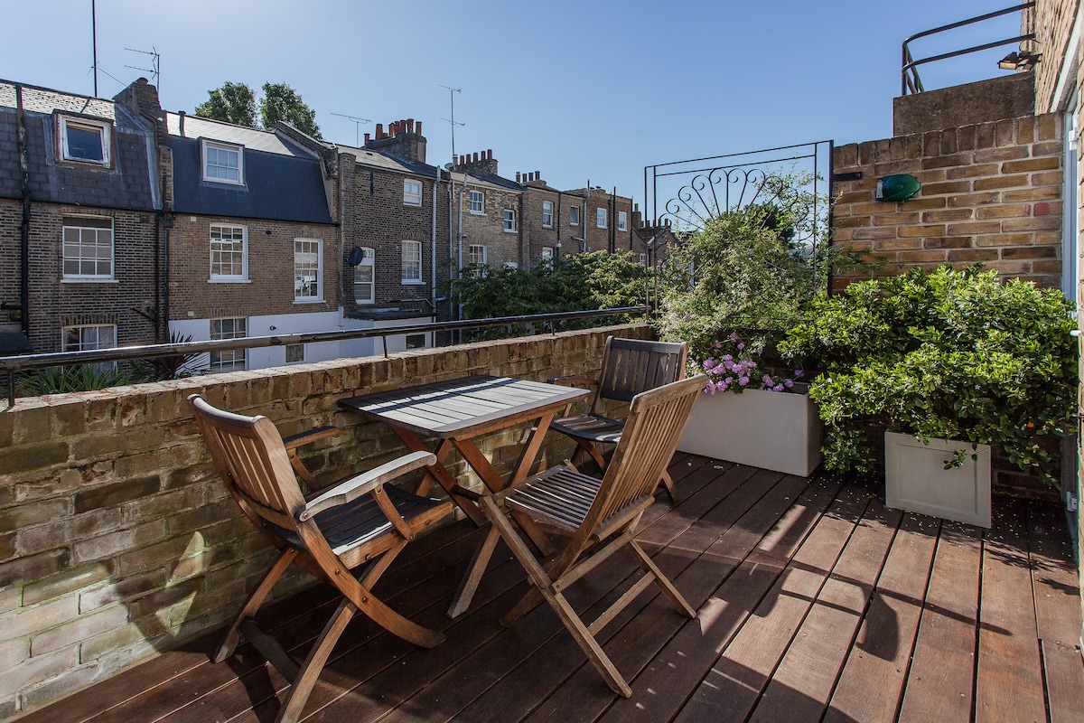 Charming Flat with Terrace