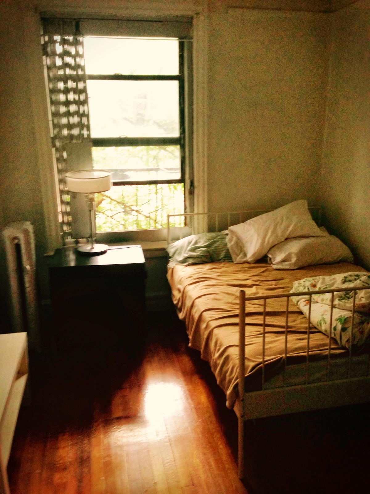 Stay at Prospect Park Brooklyn!