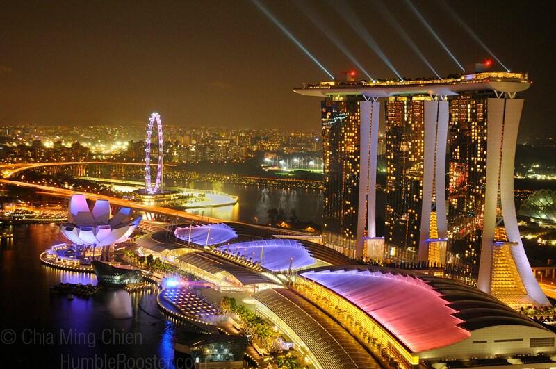 IV Luxury condo at Marina Bay