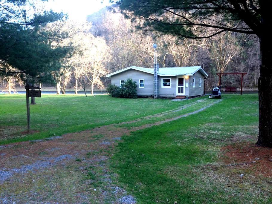 Cabin along Pine Creek - Cammal - Cabane