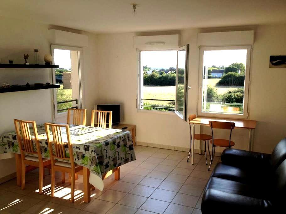 Appartement lumineux 42 m2 wifi - Olonne-sur-Mer - Flat