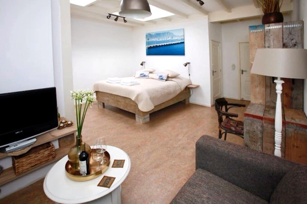 De Golfbreker - Vlissingen - Apartament