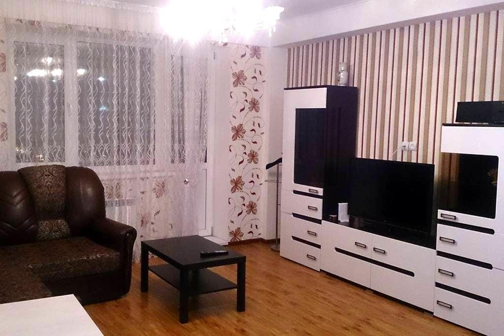 Шикарная двухкомнатная квартира-студия - Naberezhnye Chelny - อพาร์ทเมนท์
