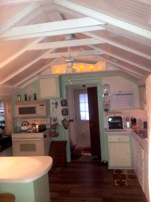 Wayne Lakes Cottage on the Hill - Greenville - Hus
