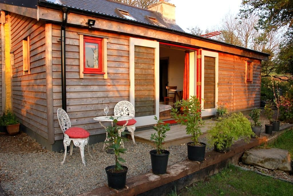 Sunny garden room with lovely views - Newport - Bed & Breakfast