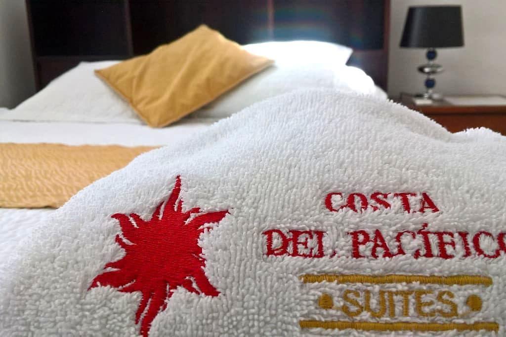 Hostal Costa del Pacifico - Doppelzimmer - Puerto Ayora - Egyéb