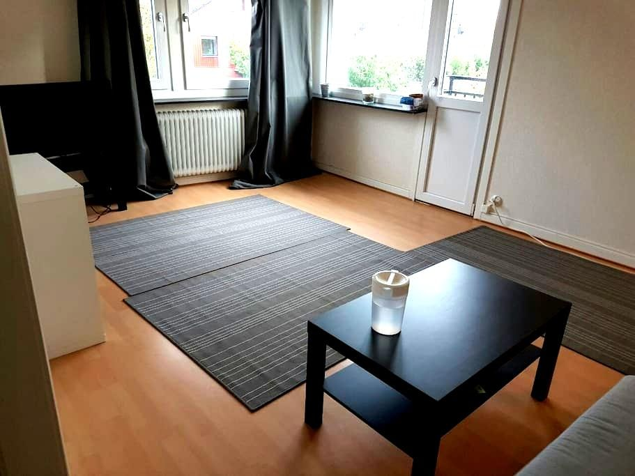 Nice area and close to centralstation - Gothenburg - Byt