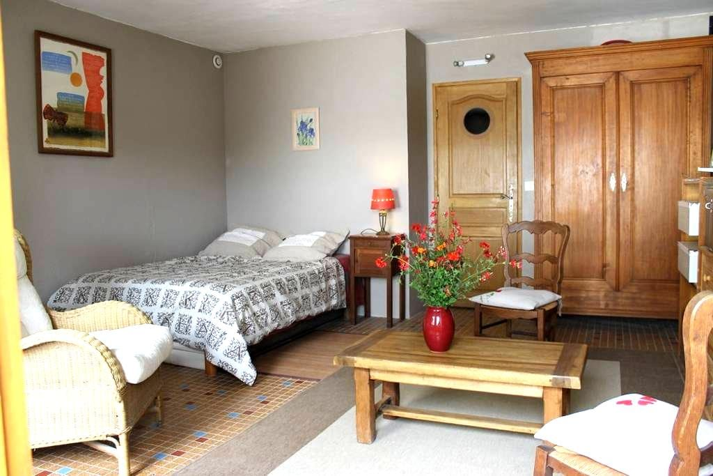 Chambre d'hôte avec SDB et WC privé - Azay-le-Rideau - 住宿加早餐