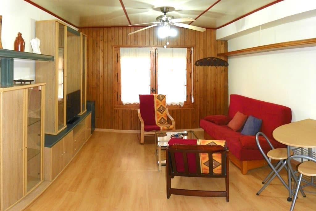 Apartamento acogedor en Jaca - Jaca - Pis