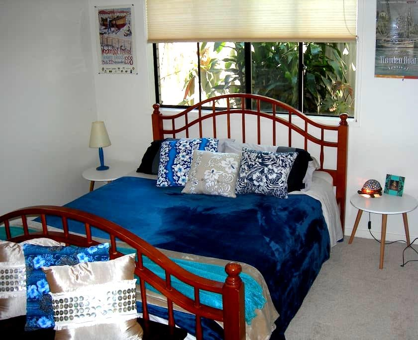 Coastal comfort and relaxation - Pottsville - Hus