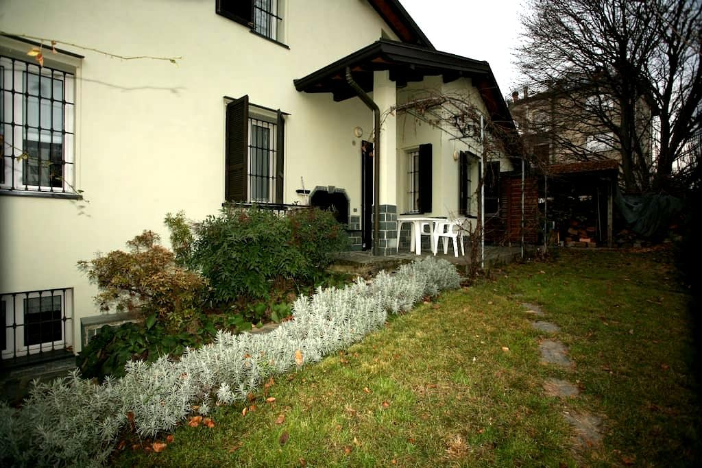 family house in Brianza, between Monza and Como. - Verano Brianza - Talo