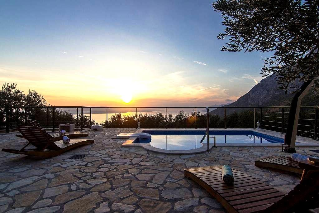 Charming House Olivia,Dalmatia,Makarska,Bast - Baška Voda