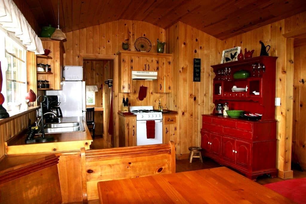 Charming Guest Cottage Santa Ynez - Santa Ynez - Casa