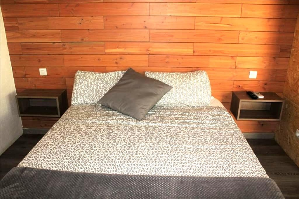 Camping Montsec - Bungalow Suite 1 - (4 Adultos) - Terradets - Wohnung