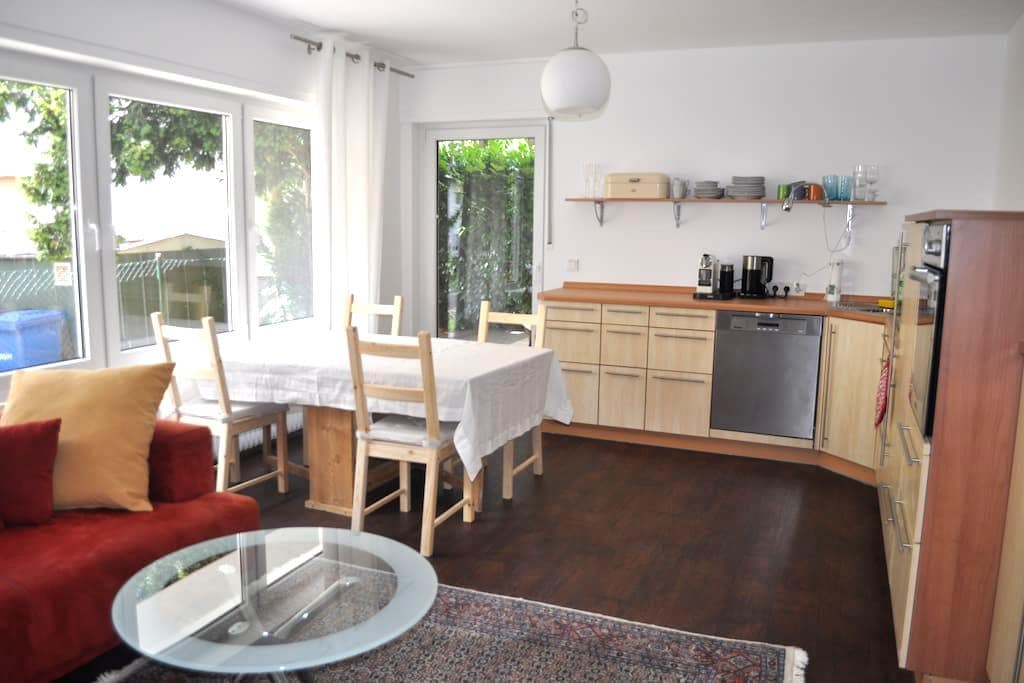 Wohnung Stadtkern Bad Nauheim - Bad Nauheim - Haus