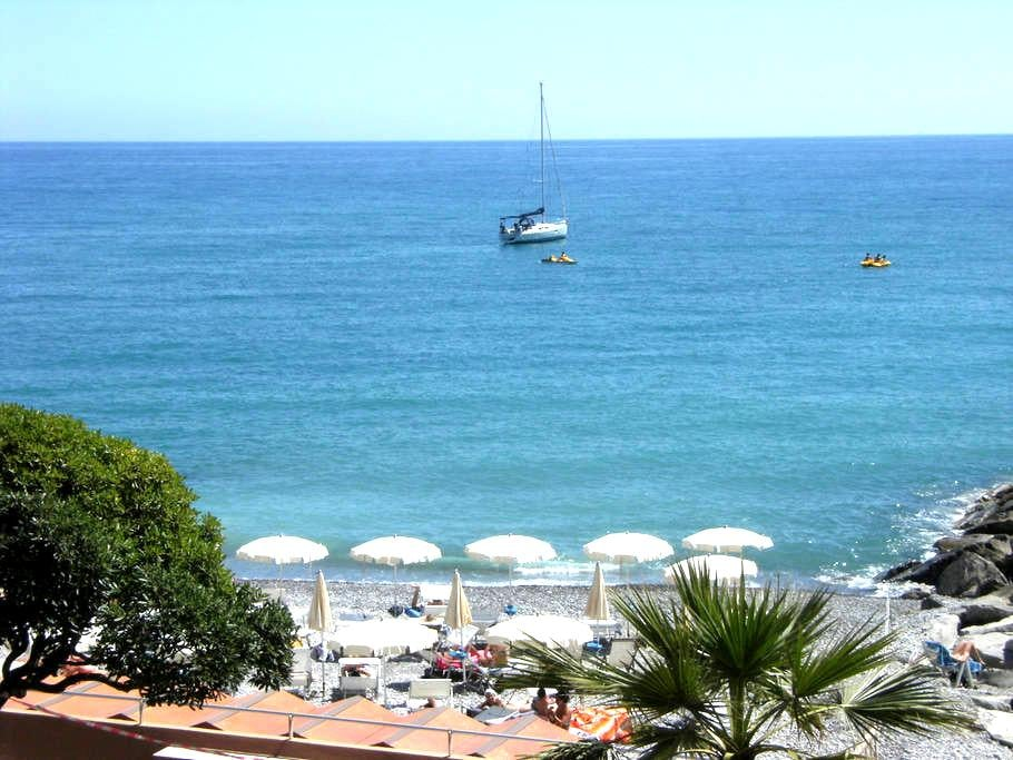 Cosy sunny quiet flat onthe Riviera - Ventimiglia - Appartement