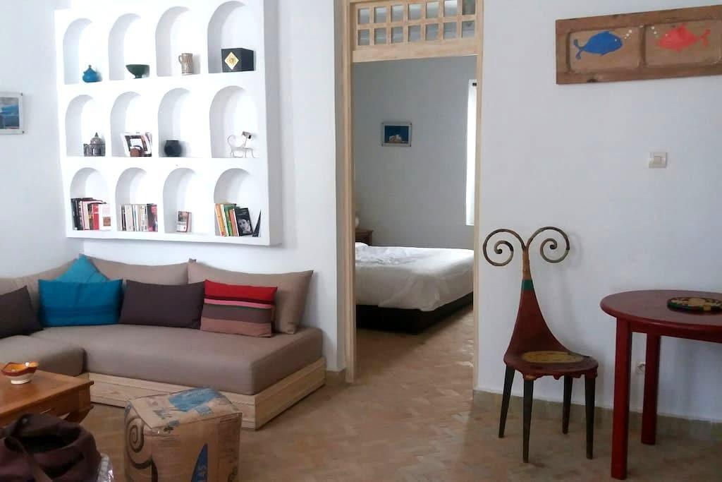 Bel appartement a louer - Essaouira - Lägenhet