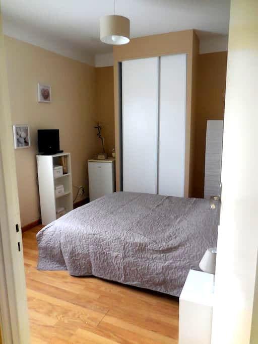 Chambre individuelle - Carcassonne - Appartamento