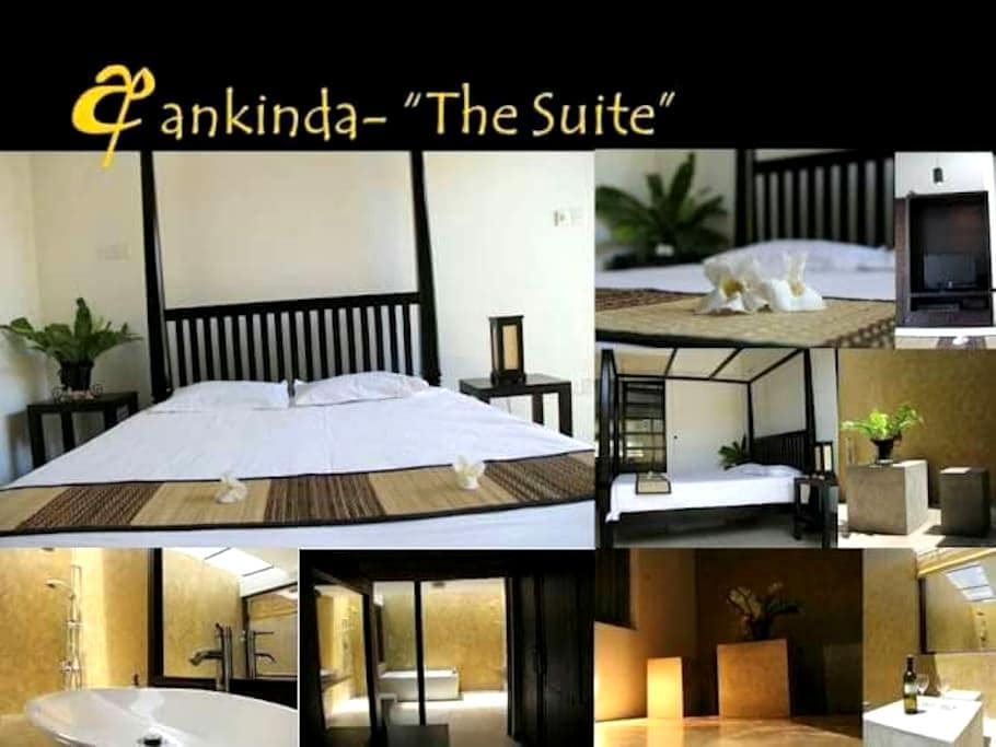 Ankinda Luxurious Suite in Panadura - Panadura - Villa