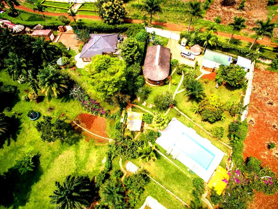 Room with view of River Nile, Jinja - Njeru - Apartment