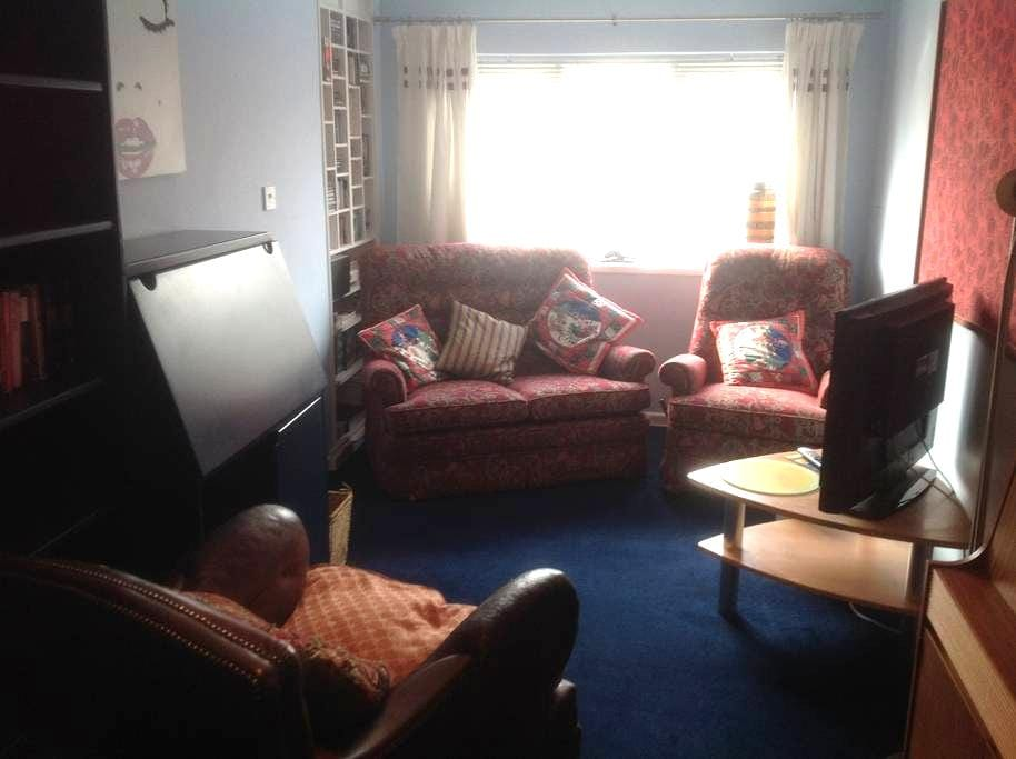 Self-contained flat with twin beds - Ipswich - Apartment