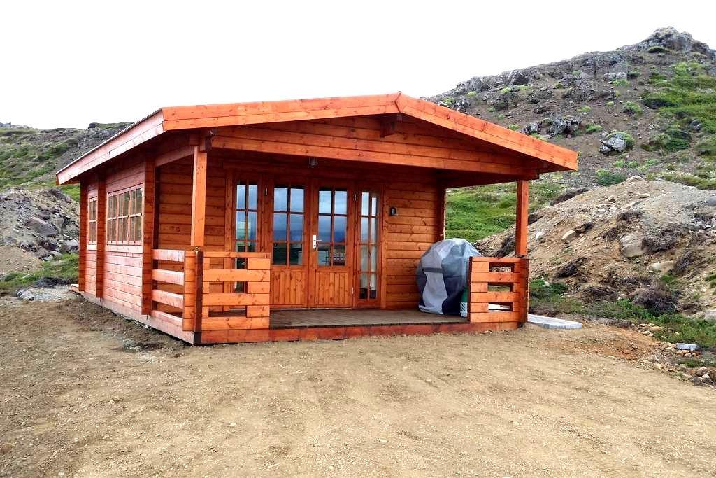 Stundarfridur 2 west Iceland - Stykkishólmur - Haus