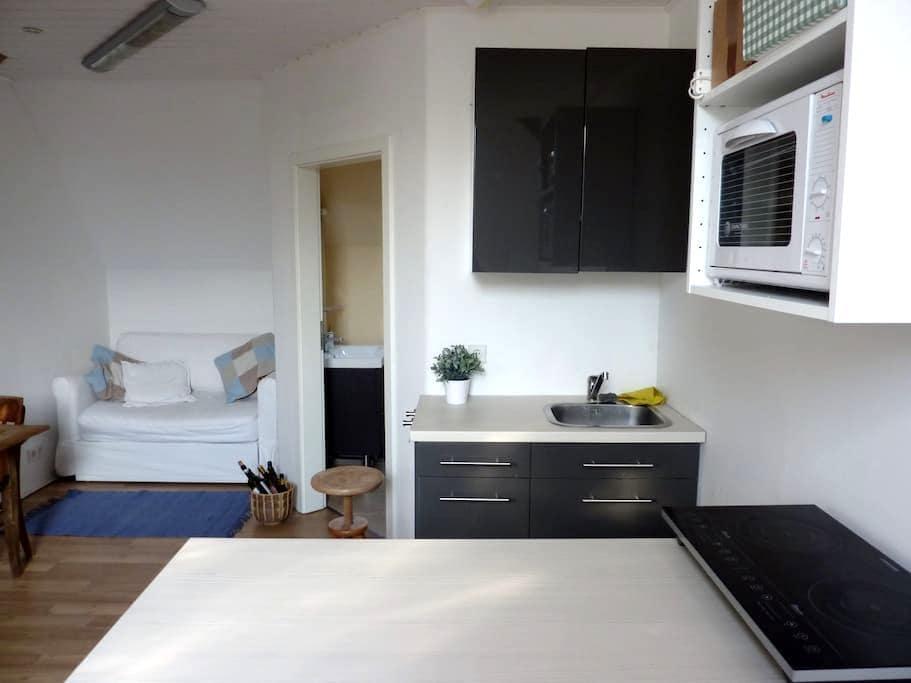 Maisonette Wohnung im Bauernhaus - Wertingen - Apartemen