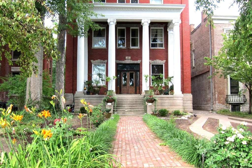 Studio #1 in Historic Downtown - Lexington - Inny