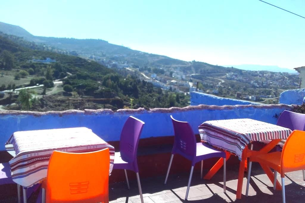 Double room with private bathroom - Chefchaouen - Bed & Breakfast