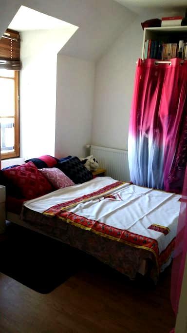 Belle chambre dans une grande maison - Pontpoint