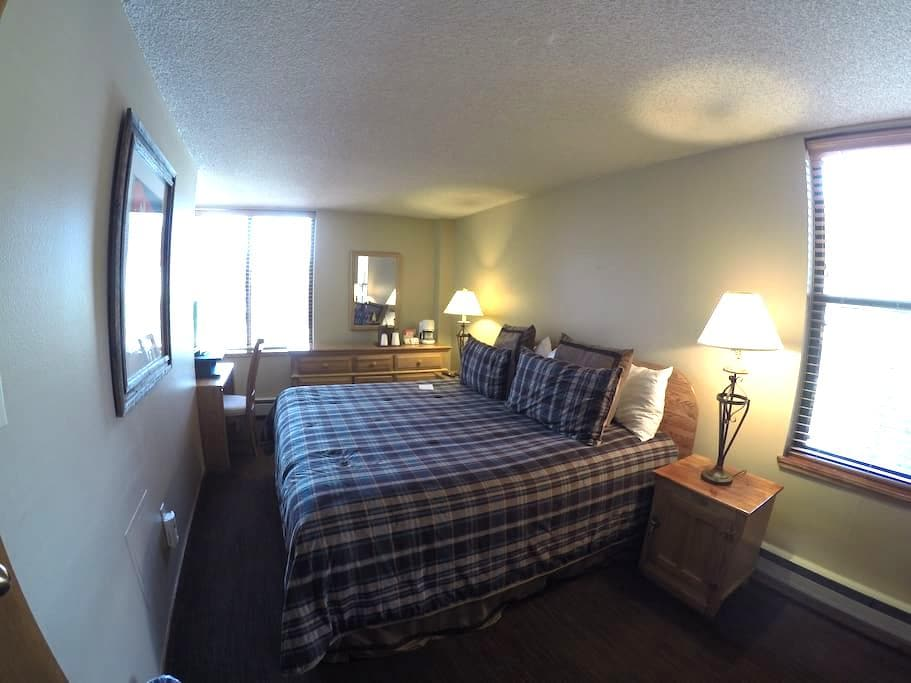 Walk to Lift- King Mountain Room - Copper Mountain - Apto. en complejo residencial