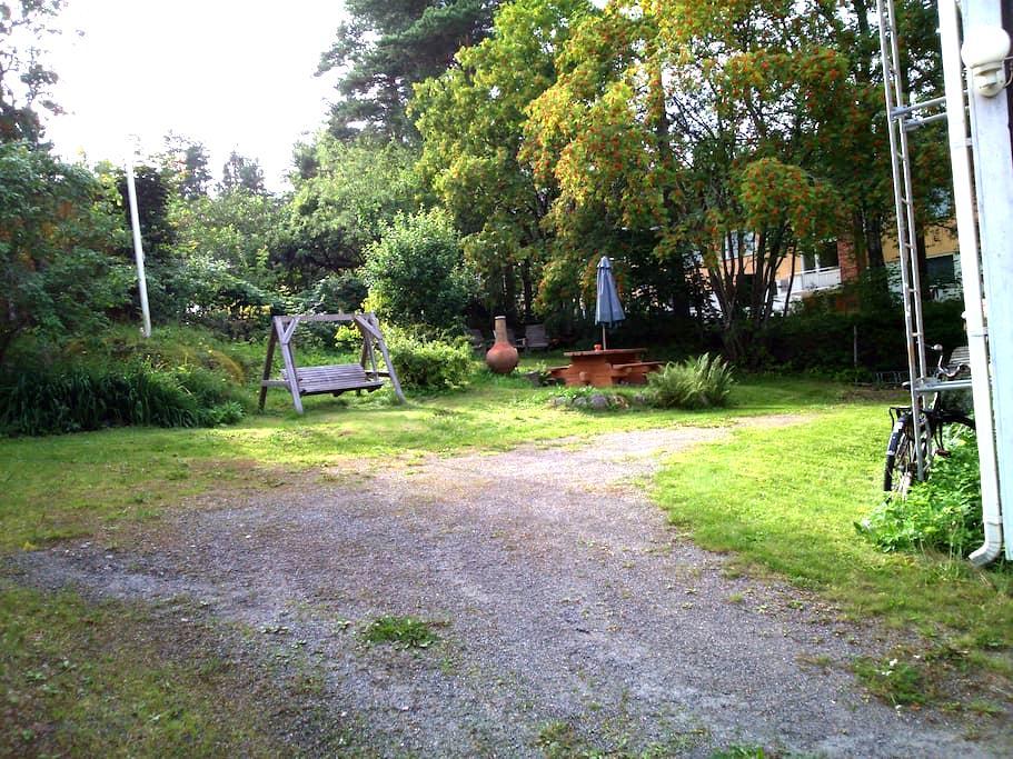 Quiet apartment near to Laajavuori and city centre - Jyväskylä