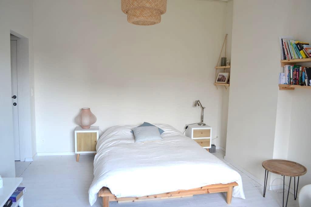 STUDIO cosi, rénové avec lit double - Forest - Casa a schiera