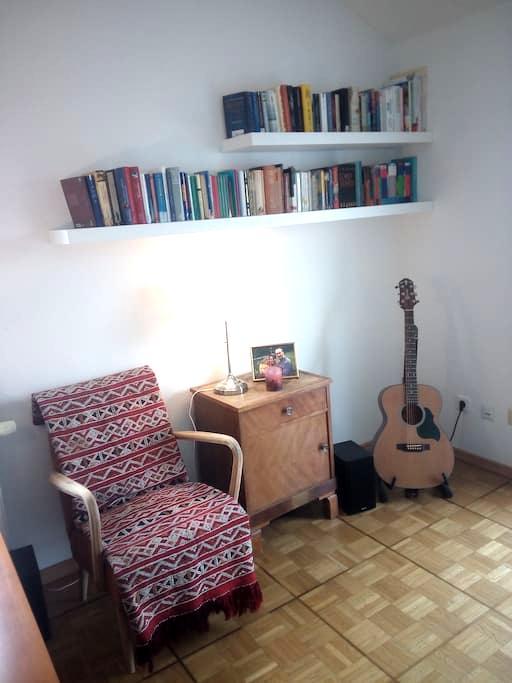 Zimmer in WG mit Blick über RT - Reutlingen