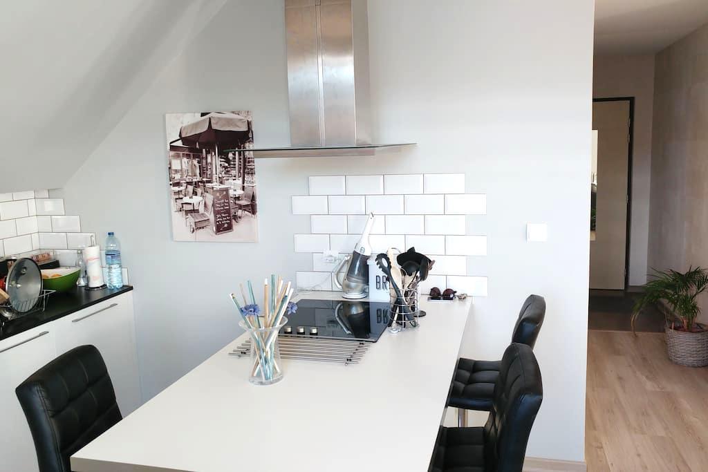 appartement de 70m2 centre ville - Pontarlier - Apartemen