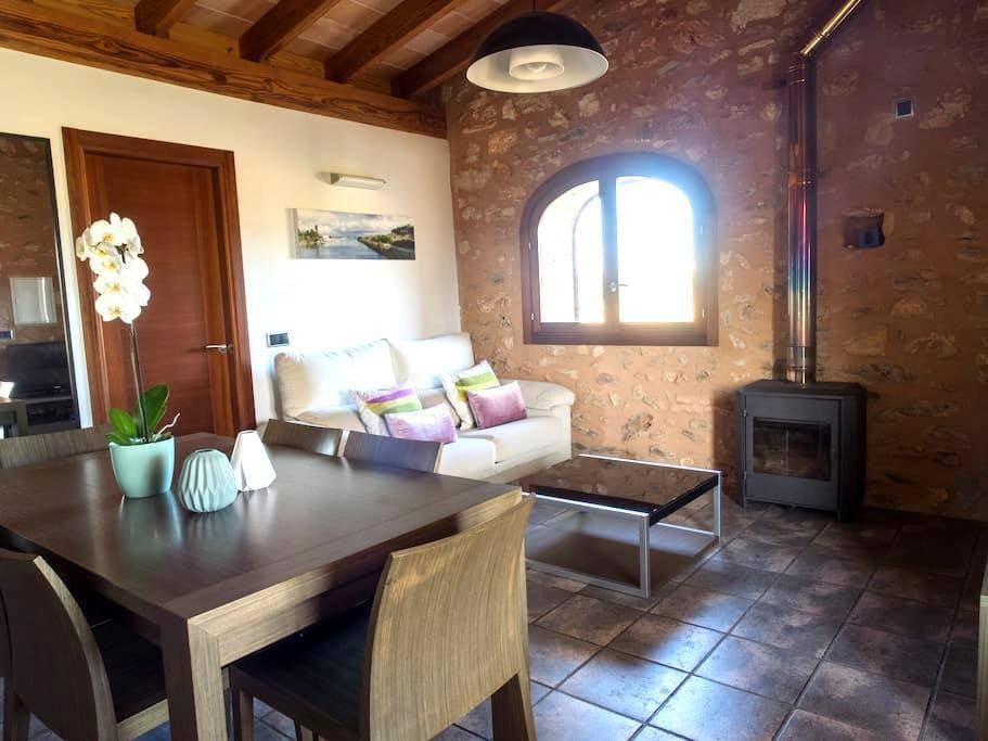 Lovely country stone house - Felanitx - Hus