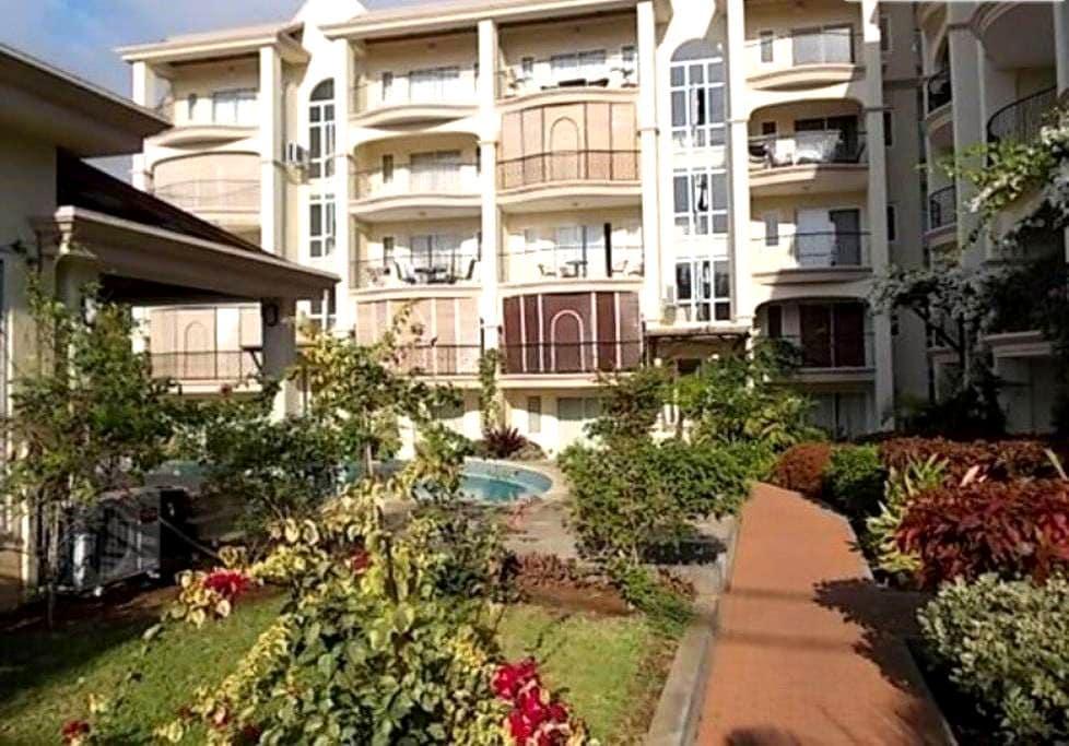 Bel appartement en bord de mer - Flic en Flac - Apartament