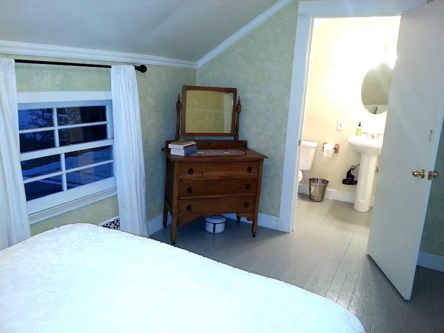 The Bald Eagle Room - Bandon - Huis