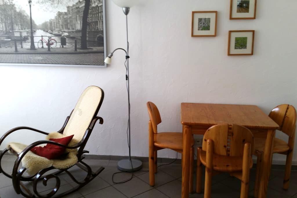 Ferienwohnung mit Küche u. Bad - Königswinter - Flat