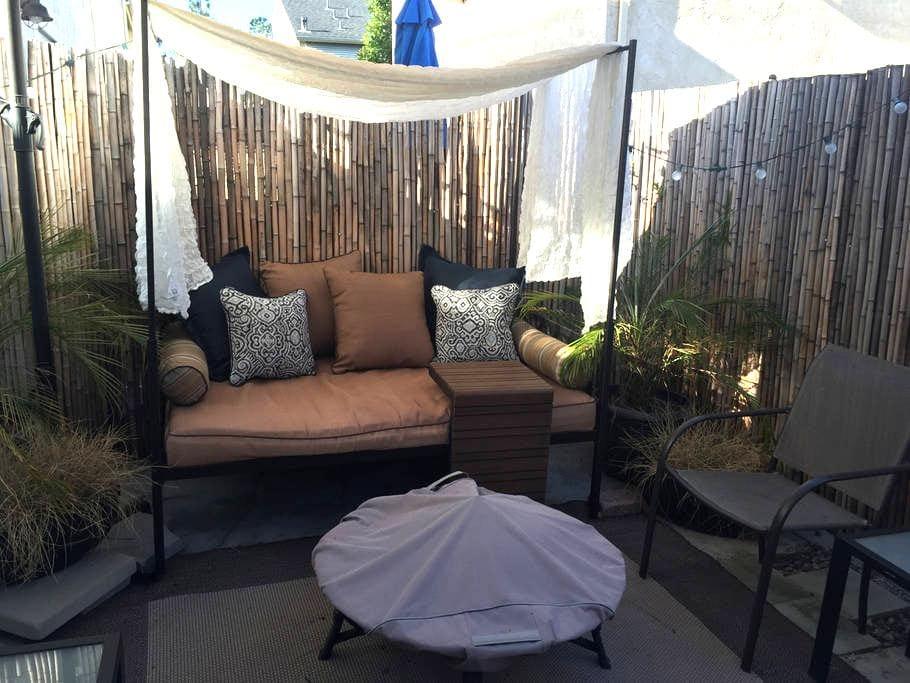 Secluded North Park Villa 1bd/1bth - San Diego