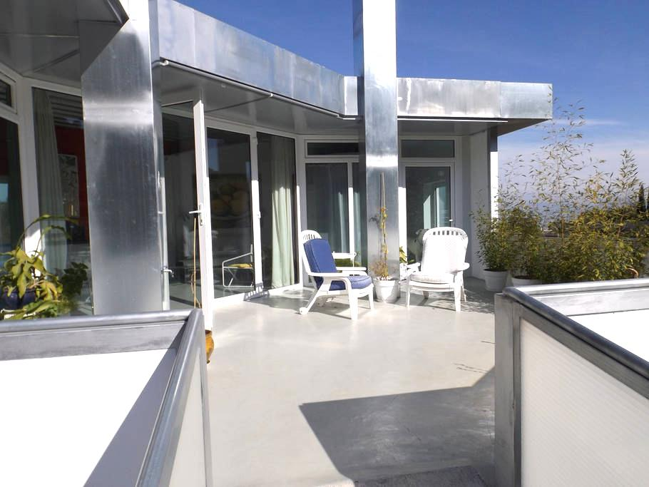 Chic Mini-Penthouse, near Málaga - Alhaurín de la Torre - 公寓