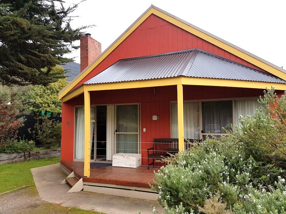 Rosea Cottage, Halls Gap - Halls Gap