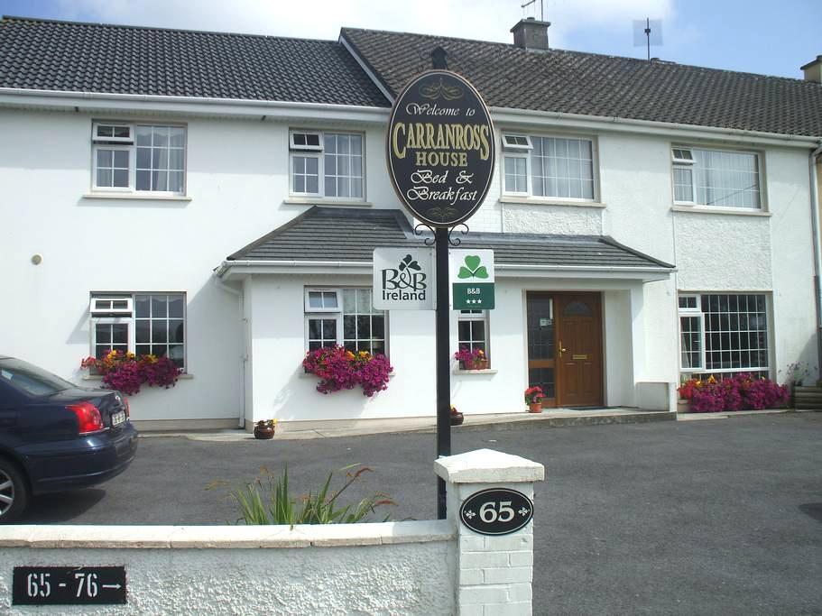 Carranross House bed and breakfast - Killarney - Bed & Breakfast
