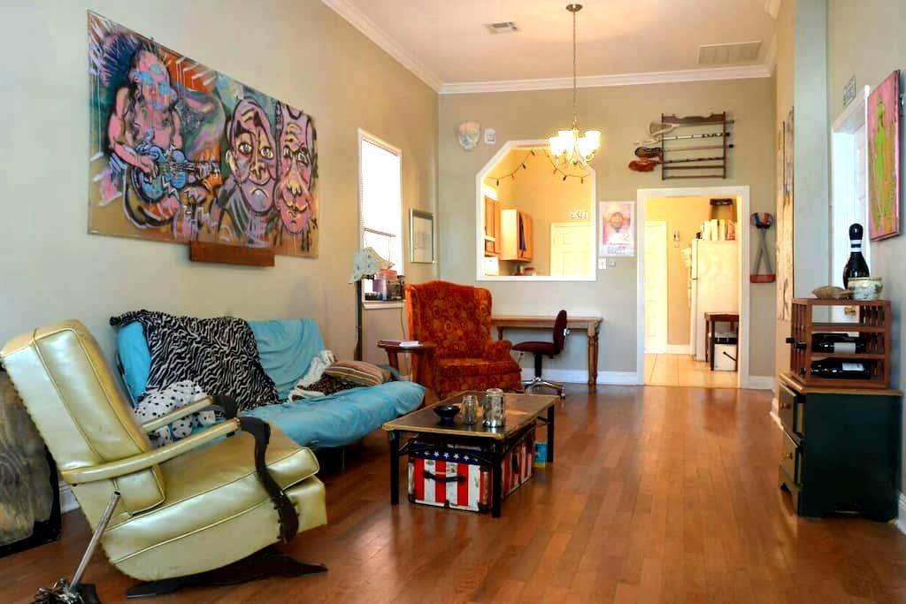 Private room in the heart of NOLA - New Orleans - House