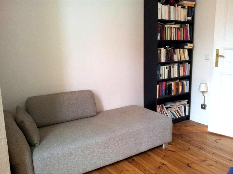 Helles schönes Zimmer in Mitte - Berliini - Huoneisto