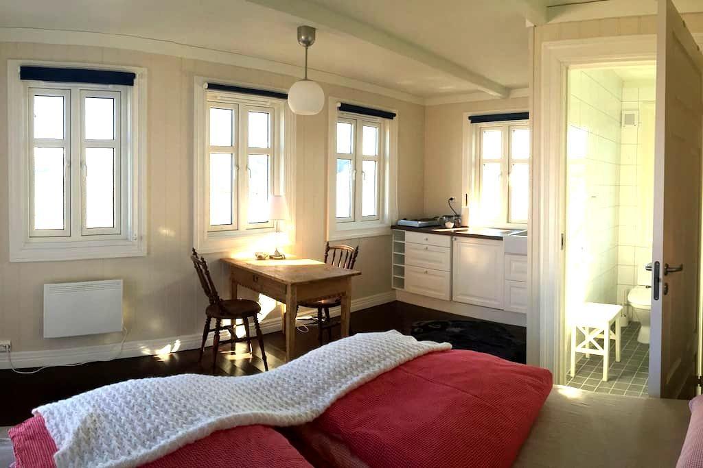 """Room """"NORD"""" -  Apartment by the sea - Finnsæter - Lägenhet"""