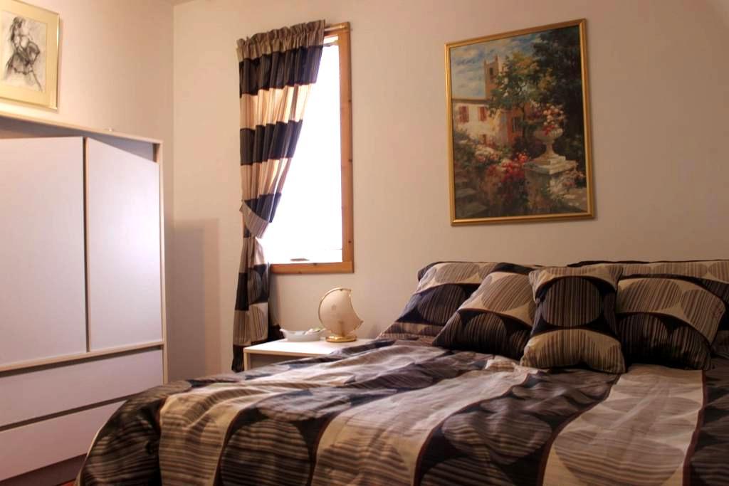 Grande chambre en campagne - Saint-François-du-Lac