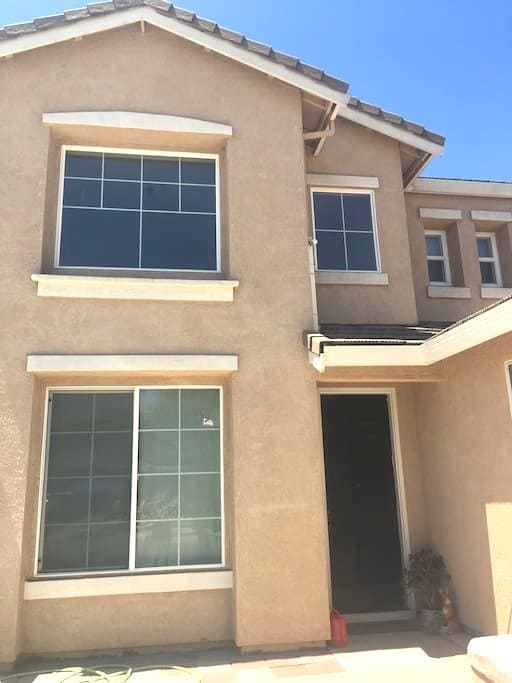 $25 first floor clean room一楼最多可住4人 - Stockton - Haus